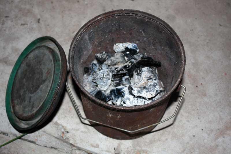 Уголь берёзовый своими руками 37