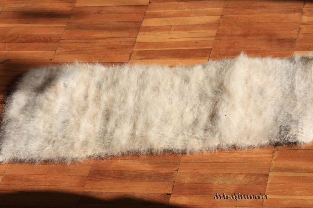 Изделия из собачьей шерсти своими руками 10